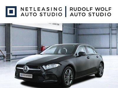 gebraucht Mercedes A200 Progressisve+NaviPremium+Kam+6dTemp+ParkP