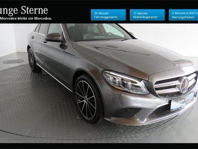 gebraucht Mercedes C220 C-Klassed Aut. Limousine,