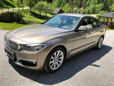gebraucht BMW 318 Gran Turismo Österreich-Paket Aut.