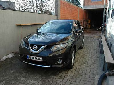 gebraucht 360 allrad 7 sitze nissan x trail 2015 km in graz. Black Bedroom Furniture Sets. Home Design Ideas