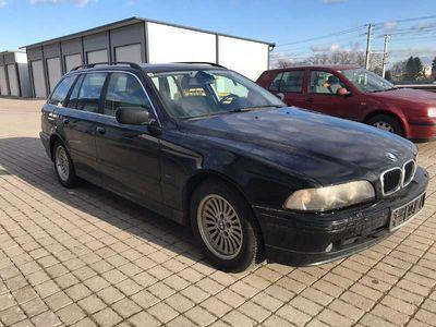 gebraucht BMW 525 5er-Reihe d Kombi / Family Van