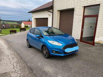 gebraucht Ford Fiesta 1.0 EcoBoost Titanium Klein-/ Kompaktwagen