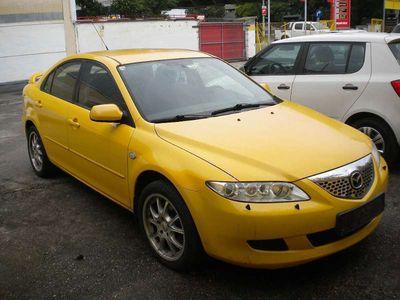 used Mazda 6 Type SP 2,3i GT, mit Zubehör Limousine,