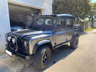 gebraucht Land Rover Defender 110 Crew Cab SUV / Geländewagen,