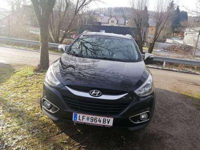 gebraucht Hyundai ix35 2,0 CRDi GO PLUS SUV / Geländewagen