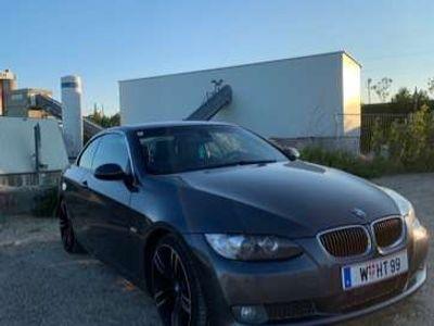 gebraucht BMW 325 Cabriolet 3er-Reihe d / Roadster,