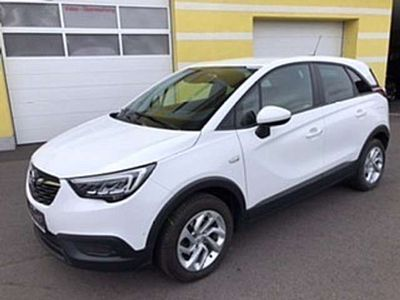 gebraucht Opel Crossland X 1,2 Turbo Direct Injection Ultimate... SUV / Geländewagen