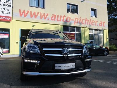 gebraucht Mercedes GL63 AMG AMG 4MATIC Aut.