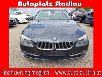 """gebraucht BMW 535 d xDrive Österreich-Paket Aut. NAVI LEDER """"FINANZI"""