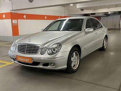 gebraucht Mercedes E270 Classic CDI Aut. VOLLLEDER*TEMPOMAT*PDC*S.H.*