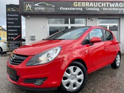 gebraucht Opel Corsa 1,2 Color Pickerl bis 05/2021