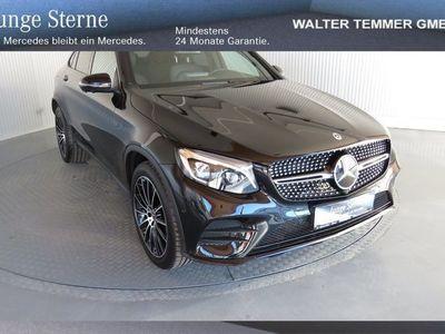 gebraucht Mercedes GLC300 4MATIC Coupé AMG LINE