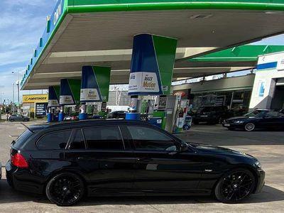 gebraucht BMW 318 3er-Reihe d n47 Kombi / Family Van