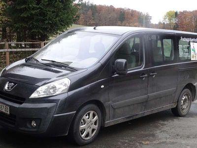 gebraucht Peugeot Expert EXP COMF HDI120 LANG Kombi / Family Van