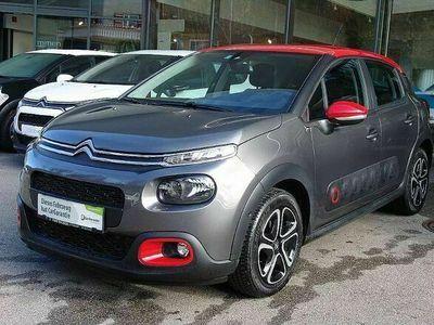 gebraucht Citroën C3 PureTech 82 S&S 5-Gang-Manuell Shine Limousine