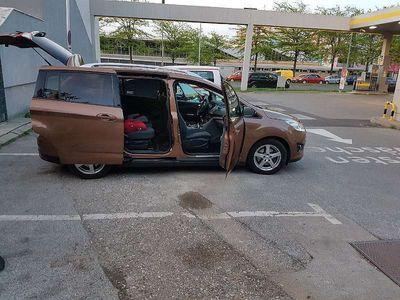 gebraucht Ford C-MAX Grand 1.6 tdci Kombi / Family Van,