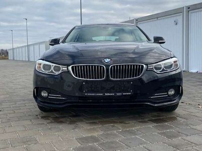 gebraucht BMW 418 Gran Coupé 4er-Reihe Gran Coupe Diesel (F36) Lux