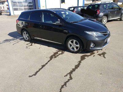 gebraucht Toyota Auris Sports 1.8 VVT-i Kombi / Family Van,