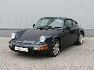 gebraucht Porsche 911 Carrera 4 Urmodell Coupe 964 nur 96.000tkm