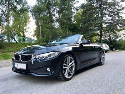 gebraucht BMW 420 4er-Reihe Cabrio Diesel (F33) Cabrio Österreich-