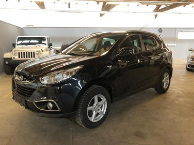 brugt Hyundai ix35 2,0 CRDi Spirit 4WD SUV / Geländewagen,