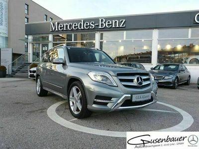 gebraucht Mercedes GLK220 CDI BlueEfficiency A-Edition Plus