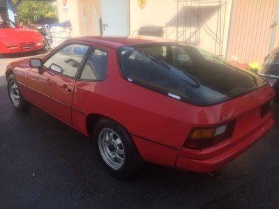 gebraucht Porsche 924 2.0 Sportwagen / Coupé,