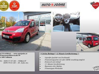 gebraucht Citroën Berlingo Multispace BlueHDI 100 Family**12M Gewährl.** Kombi / Family Van