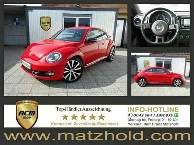 gebraucht VW Beetle 2,0 TSI Sport DSG NAVI|LED|Sport|19er|TRAUMOPTIK