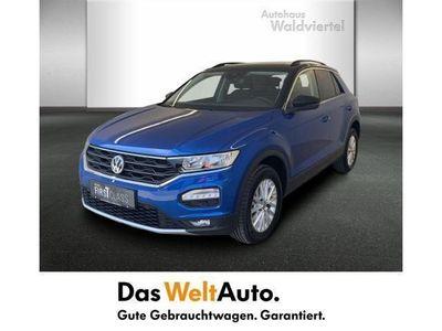 gebraucht VW T-Roc Design TSI OPF SUV / Geländewagen,