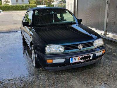 used VW Golf Cabriolet 1.9 TDI / Roadster,