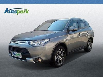 used Mitsubishi Outlander 2,2 DI-D AS&G Instyle Sport Utility Vehicle