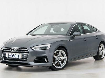 gebraucht Audi A5 Sportback 40 TDI Sport Aut.LP:57.261,- €