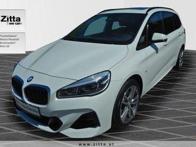 gebraucht BMW 218 Gran Tourer 2er-Reihe d xDrive M Sport Aut. Kombi / Family Van,