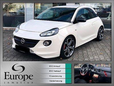 gebraucht Opel Adam 1,4 Turbo S / Recaro / Tempomat / Klima / ... Limousine,