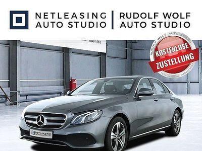 gebraucht Mercedes E200 Avantgarde+Kam+LEd High+Navi+EU6dtemp+Mj19
