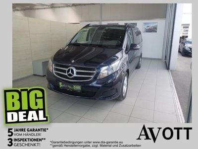 gebraucht Mercedes V220 V-Klasseextralang Facelift Kombi / Family Van,