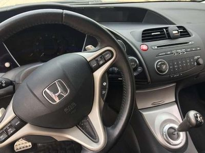 gebraucht Honda Civic 1,4 i-AMT Sport