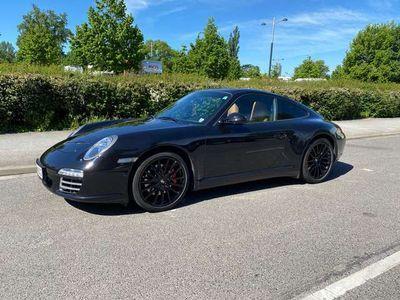 gebraucht Porsche 911 Carrera 4 997 Coupé II Klappenauspuff Sport Chron