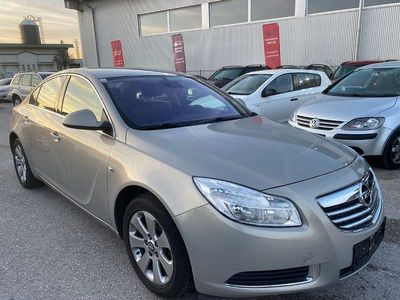 gebraucht Opel Insignia 2,0 CDTI DPF Ecotec Limousine