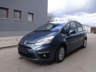 gebraucht Citroën C4 Picasso 1,6 Selection HDi FAP*KLIMA*TEMPOMAT*SERVICE.H*PICKERL 10/20* Kombi / Family Van