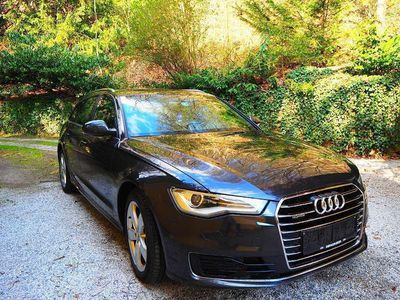 gebraucht Audi A6 4G Avant 3.0 TDI Quattro S-Tronic Kombi / Family Van