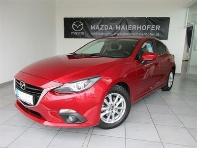 brugt Mazda 3 3Sport G120 Attraction Limousine,