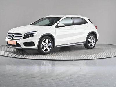 gebraucht Mercedes 200 GLA-Klasse(CDI), AMG Line