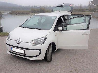 gebraucht VW up! up!BlueMotion 2015 Klein-/ Kompaktwagen