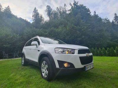 gebraucht Chevrolet Captiva SUV / Geländewagen