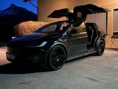 gebraucht Tesla Model X MwSt. abzugsfähig, Leasingfähig