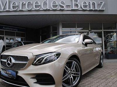 gebraucht Mercedes E300 Coupe AMG Line LED High Perform Klima 19'' A