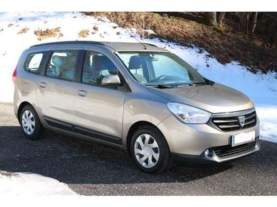 gebraucht Dacia Lodgy Kombi / Family Van,