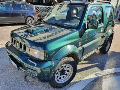 gebraucht Suzuki Jimny 1,5 VX DDiS klima perfekt fix preis!!!4x4!!!